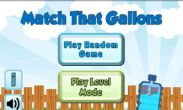 In addition to the game City Jump for Android phones and tablets, you can also download Match That Gallons for free.