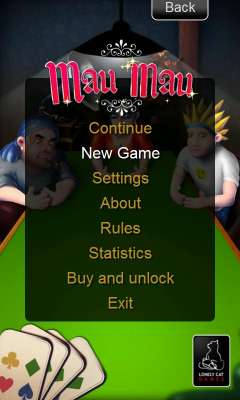 Download Mau Mau Android free game. Get full version of Android apk app Mau Mau for tablet and phone.