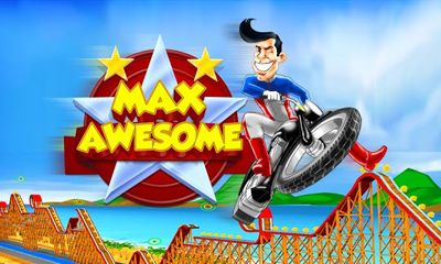 Screenshots of the Max Awesome for Android tablet, phone.