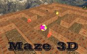 In addition to the game Battle Bears Gold for Android phones and tablets, you can also download Maze 3D for free.