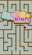 In addition to the game  for Android phones and tablets, you can also download Maze king for free.