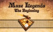 In addition to the game  for Android phones and tablets, you can also download Maze Legends The Beginning for free.