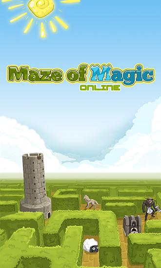 Download Maze of magic online Android free game. Get full version of Android apk app Maze of magic online for tablet and phone.