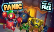 In addition to the game Papa Pear: Saga for Android phones and tablets, you can also download Mecha-Mecha Panic! for free.