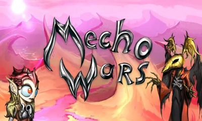 Screenshots of the Mecho Wars for Android tablet, phone.