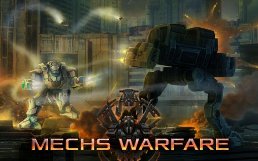 Download Mechs warfare Android free game. Get full version of Android apk app Mechs warfare for tablet and phone.