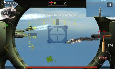 Screenshots of the Medal of Gunner for Android tablet, phone.