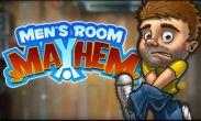 In addition to the game  for Android phones and tablets, you can also download Men's Room Mayhem for free.
