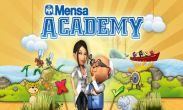 In addition to the game Mandora for Android phones and tablets, you can also download Mensa Academy for free.