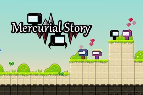 Download Mercurial story: Platform game Android free game. Get full version of Android apk app Mercurial story: Platform game for tablet and phone.