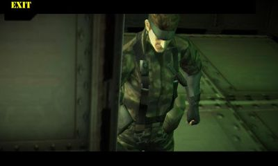 Screenshots of the Metal Gear Outer Heaven for Android tablet, phone.