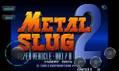 Download Metal Slug II Android free game. Get full version of Android apk app Metal Slug II for tablet and phone.