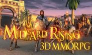 In addition to the game Dragon Raid for Android phones and tablets, you can also download Midgard Rising 3D MMORPG for free.