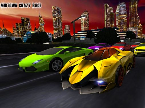 Download Midtown crazy race Android free game. Get full version of Android apk app Midtown crazy race for tablet and phone.