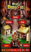 In addition to the game Baseball Superstars 2012 for Android phones and tablets, you can also download Mighty Dungeons for free.