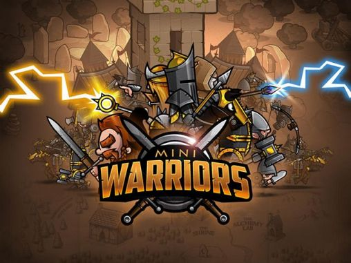 Screenshots of the Mini warriors for Android tablet, phone.
