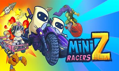 Mini Mob Racing http://android.mob.org/game/mini_z_racers.html