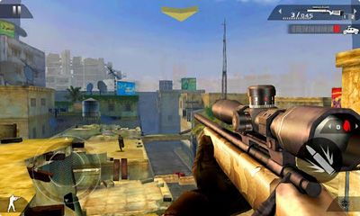 Modern Combat 2 Black Pegasus HD - Android game screenshots. Gameplay