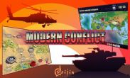 In addition to the game Kill Box for Android phones and tablets, you can also download Modern Conflict for free.