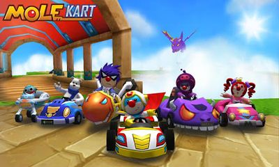 Download Mole Kart Android free game. Get full version of Android apk app Mole Kart for tablet and phone.