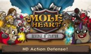 In addition to the game Pinball Classic for Android phones and tablets, you can also download MOLEHEART for free.