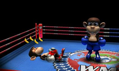 Screenshots of the Monkey Boxing for Android tablet, phone.