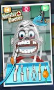 In addition to the game  for Android phones and tablets, you can also download Monster Doctor - kids games for free.