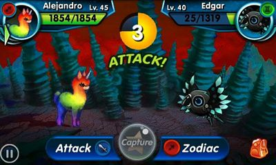 Monster Galaxy The Zodiac Islands Android apk