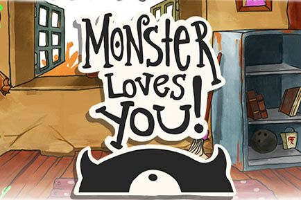 Screenshots of the Monster loves you for Android tablet, phone.