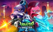 In addition to the game Crazy Racing 3D for Android phones and tablets, you can also download Monster Shooter 2: Back to Earth for free.