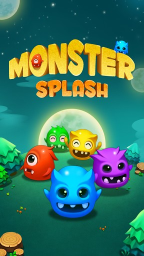 Download Monster splash Android free game. Get full version of Android apk app Monster splash for tablet and phone.