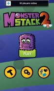 In addition to the game Battle Cats for Android phones and tablets, you can also download Monster Stack 2 for free.