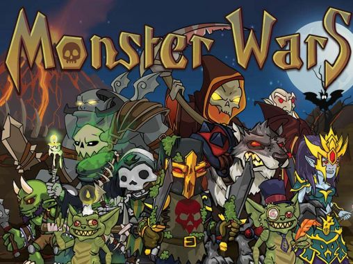 Download Monster wars Android free game. Get full version of Android apk app Monster wars for tablet and phone.