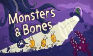 In addition to the game Air Wings for Android phones and tablets, you can also download Monsters & Bones for free.