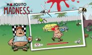 In addition to the game Zombie Lane for Android phones and tablets, you can also download Mosquito Madness for free.