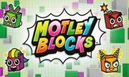 In addition to the game Wood Bridges for Android phones and tablets, you can also download Motley Blocks for free.
