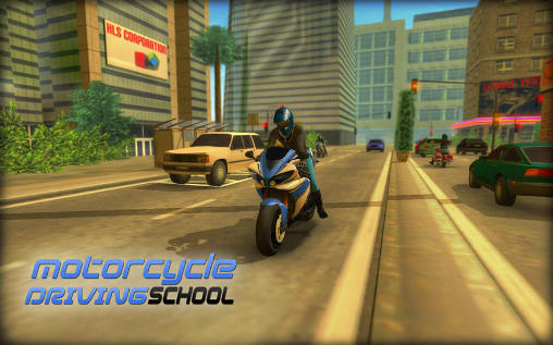 Download Motorcycle driving school Android free game. Get full version of Android apk app Motorcycle driving school for tablet and phone.