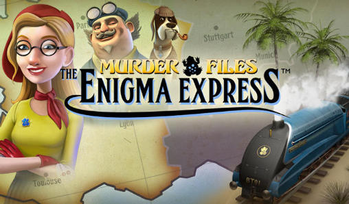 Download Murder files: The enigma express Android free game. Get full version of Android apk app Murder files: The enigma express for tablet and phone.