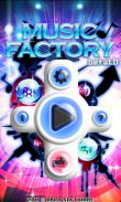 In addition to the game Fun Run - Multiplayer Race for Android phones and tablets, you can also download Music Factory for free.