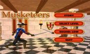 In addition to the game Samurai Shodown II for Android phones and tablets, you can also download Musketeers for free.