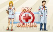 In addition to the game Battle zombies for Android phones and tablets, you can also download My Clinic for free.