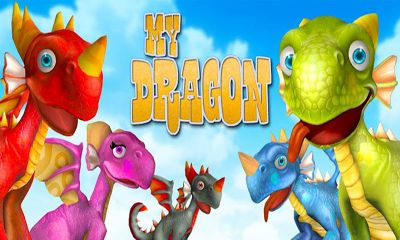 Screenshots of the My Dragon for Android tablet, phone.
