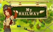 In addition to the game Rolling Star for Android phones and tablets, you can also download My Railway for free.