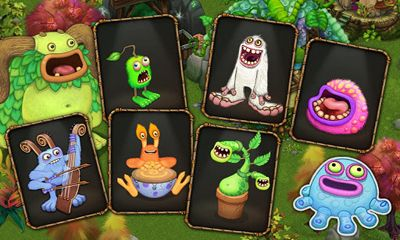My Singing Monsters - Android game screenshots. Gameplay My Singing