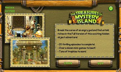Download Mystery Island Android free game. Get full version of Android apk app Mystery Island for tablet and phone.