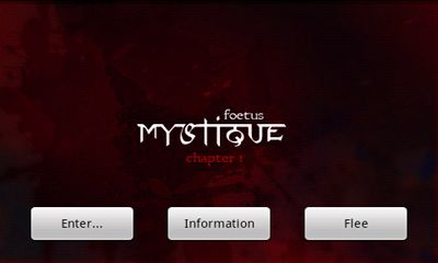 Mystique Chapter 1 Foetus Android apk