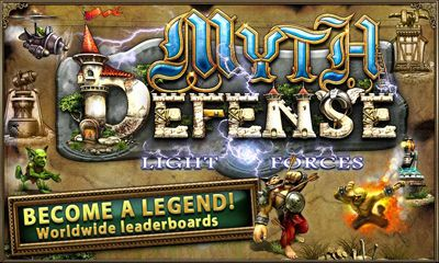 Download Myth Defense Light Forces Android free game. Get full version of Android apk app Myth Defense Light Forces for tablet and phone.