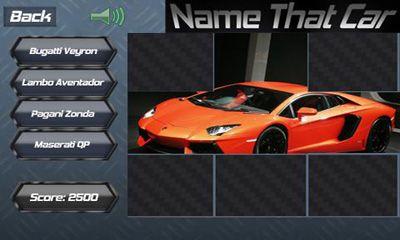 Name Your Car
