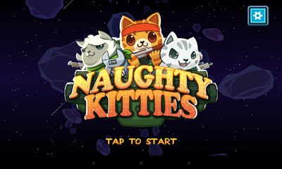 Screenshots of the Naughty Kitties for Android tablet, phone.
