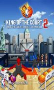 In addition to the game Little Empire for Android phones and tablets, you can also download NBA King of the Court 2 for free.